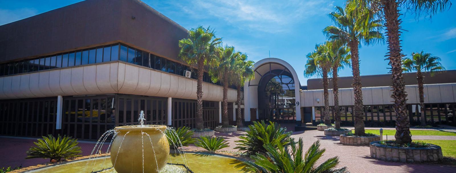 johannesburg expo center